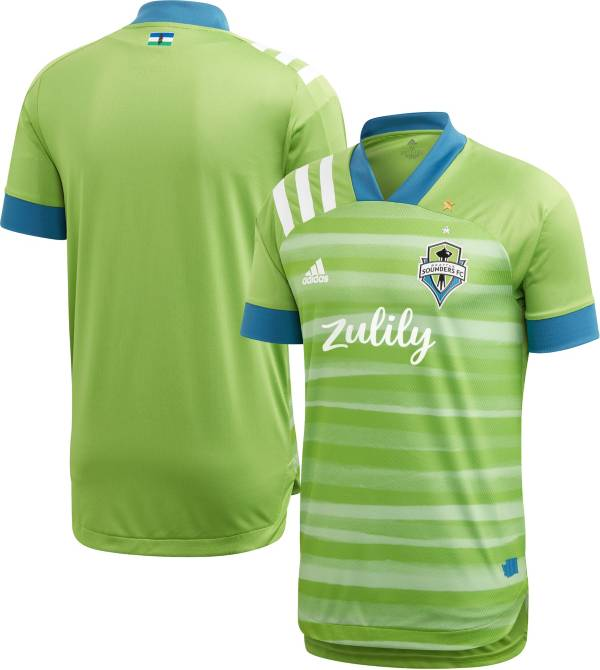 adidas Men's Seattle Sounders '20 Primary Authentic Jersey product image