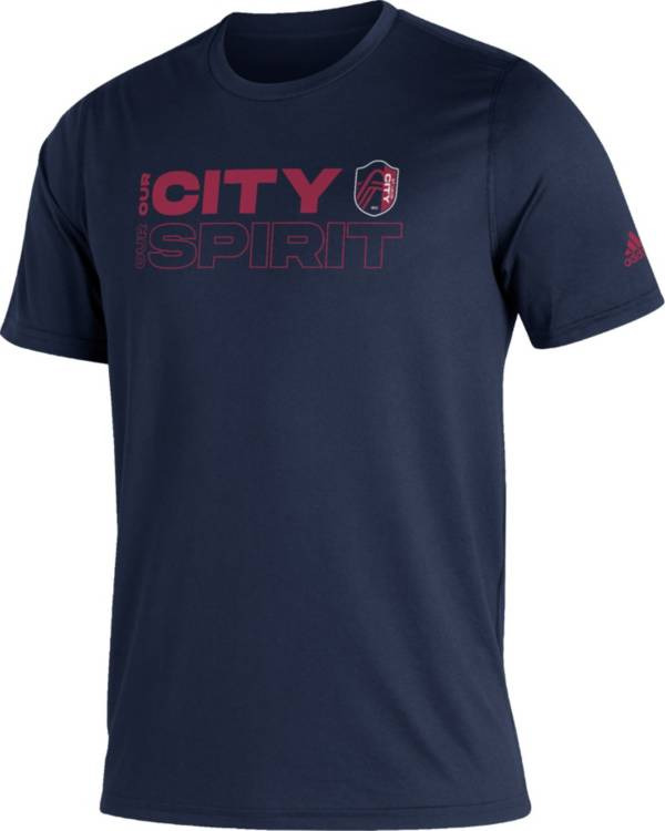 adidas Men's St. Louis City SC Kickoff Creator Performance T-Shirt product image