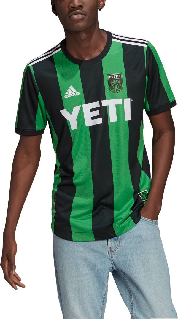 adidas Men's Austin FC '21 Primary Authentic Jersey product image