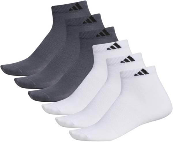 adidas Men's Superlite II Low Cut Socks 6 Pack product image