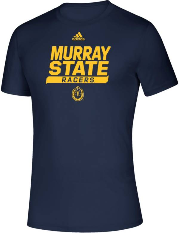 adidas Men's Murray State Racers Creator  Navy Blue T-Shirt product image