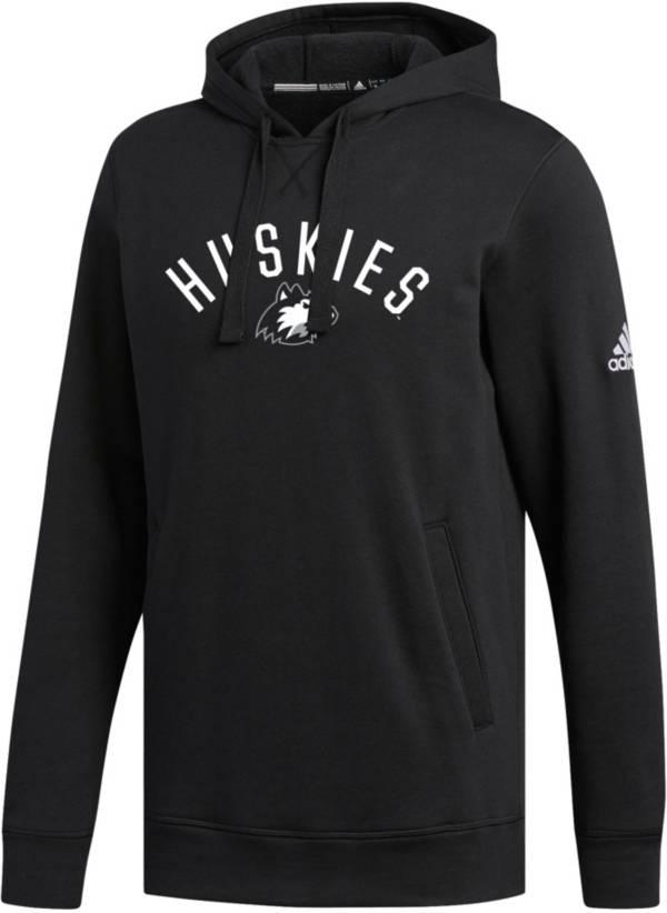 adidas Men's Northern Illinois Huskies Cardinal Fleece Hoodie product image