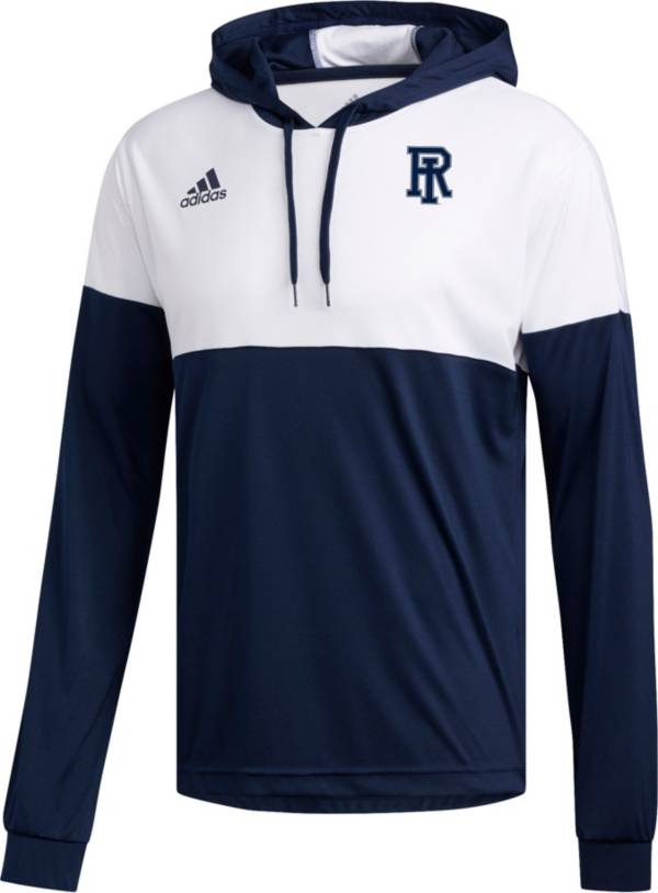 adidas Men's Rhode Island Rams Navy Legend Shooter Long Sleeve Shirt product image