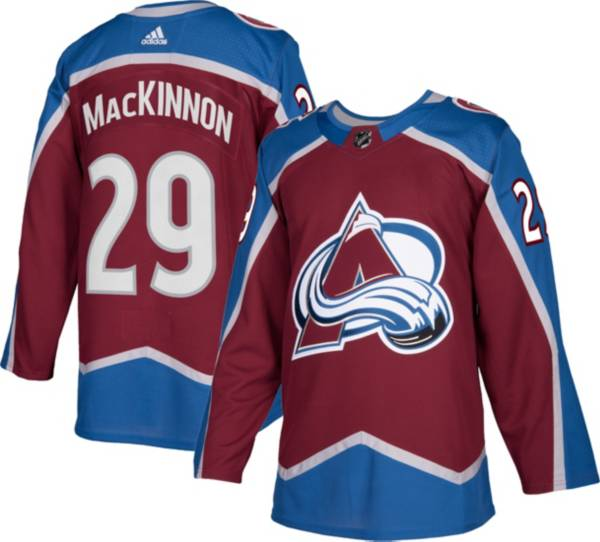 adidas Men's Colorado Avalanche Nathan MacKinnon #29 Authentic Pro Home Jersey product image