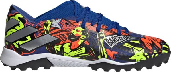 adidas Men's Nemeziz Messi 19.3 Turf Soccer Cleats product image