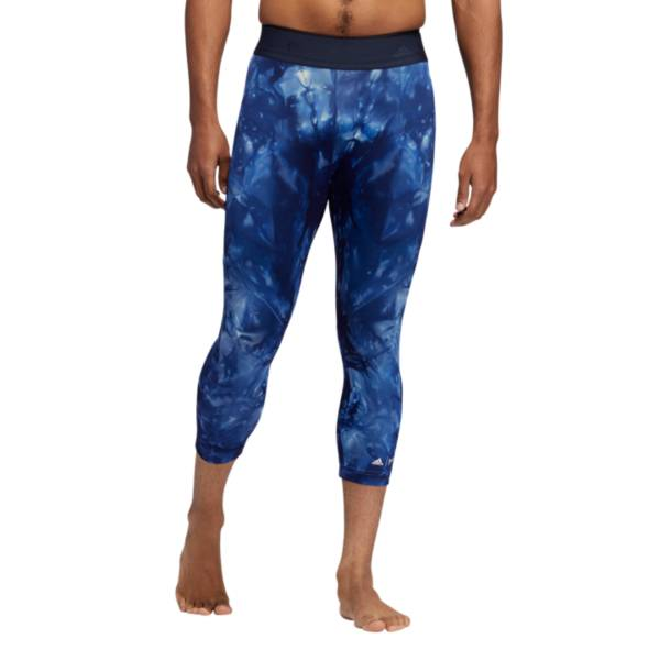 adidas Men's Alphaskin Parley 3/4 Training Tights product image