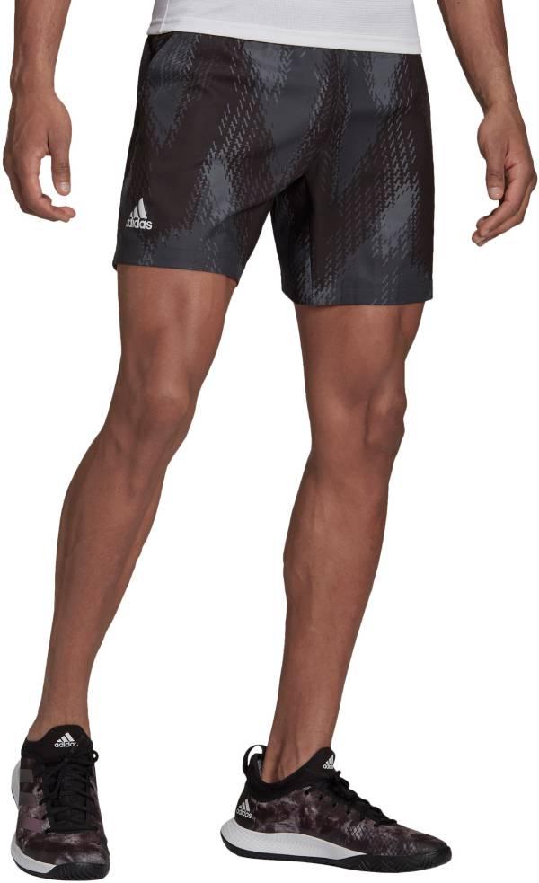 adidas Men's Printed Tennis Shorts product image