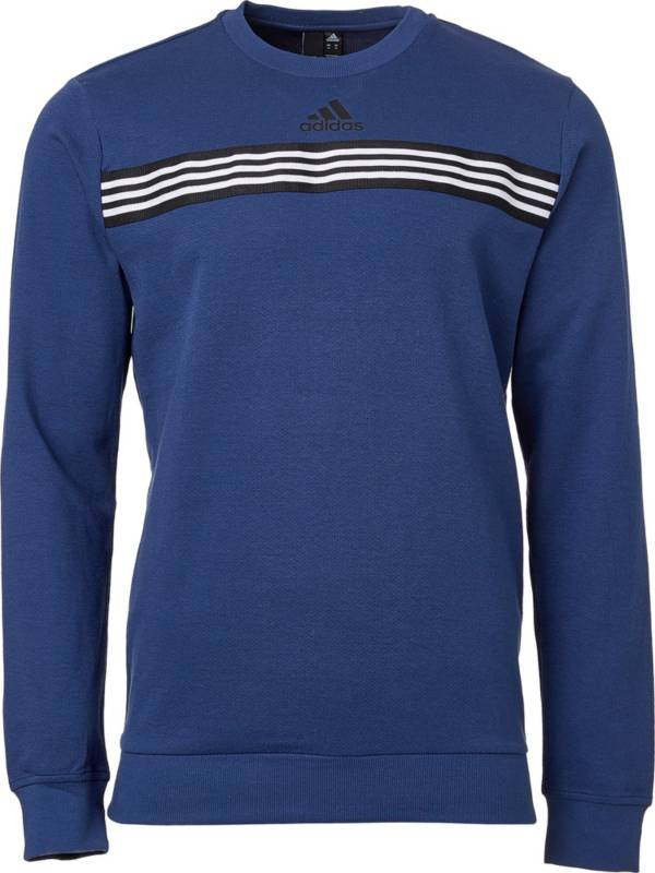 adidas Men's Post Game Lite Crewneck Sweatshirt product image