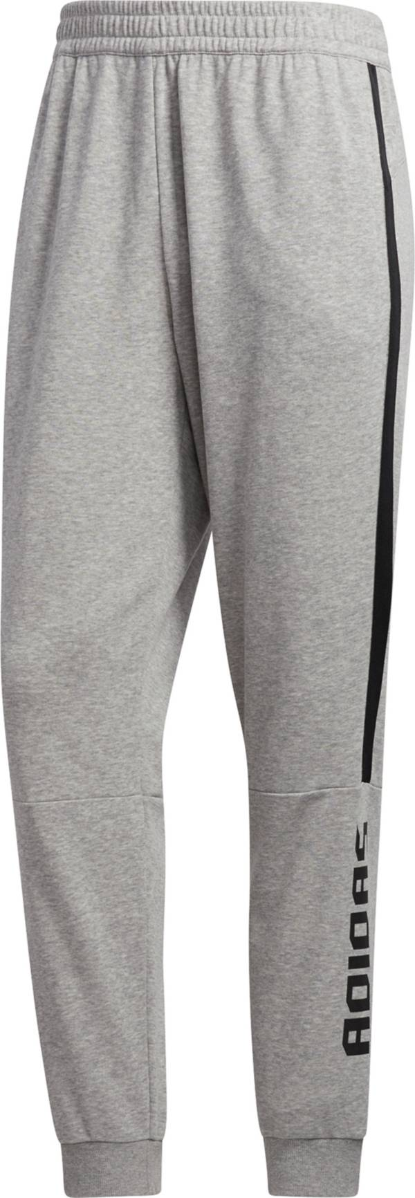 adidas Men's Post Game Lite Twill Graphic Joggers product image