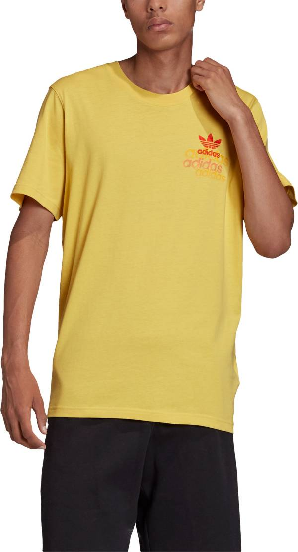 adidas Men's Shattered Embroidered T-Shirt product image