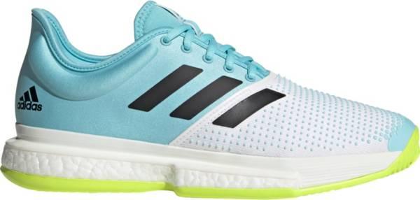 adidas Men's Solecourt Primeblue Tennis Shoes product image
