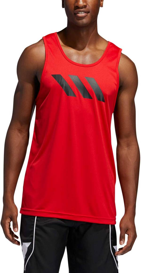 adidas Men's Sport 3-Stripes Tank product image