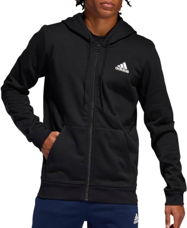 adidas Men's Sport Basketball Full Zip Jacket product image