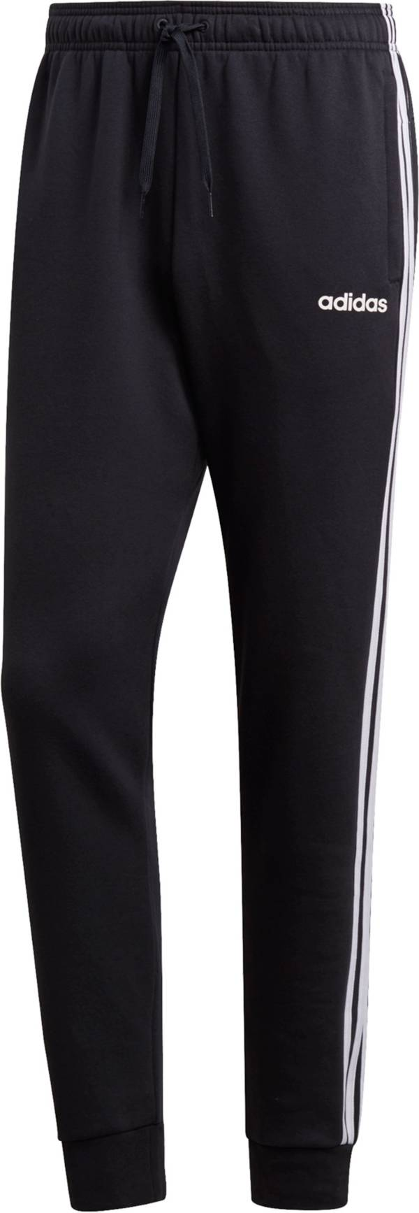 adidas Men's Essentials 3 Stripes Tapered Jogger Pants product image