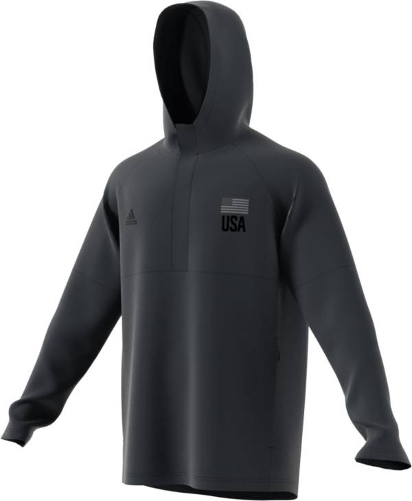 adidas Men's USA Volleyball Anorak Jacket product image