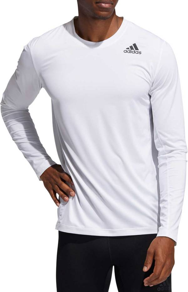 adidas Men's Techfit Fitted Long Sleeve Top product image