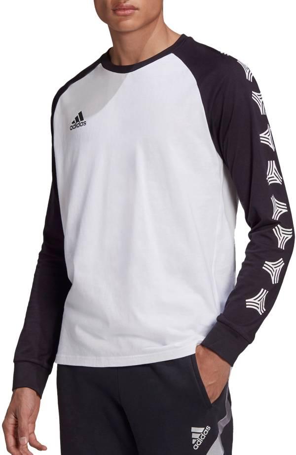 adidas Men's Tango Logo Baseball Long Sleeve Shirt | DICK'S ...