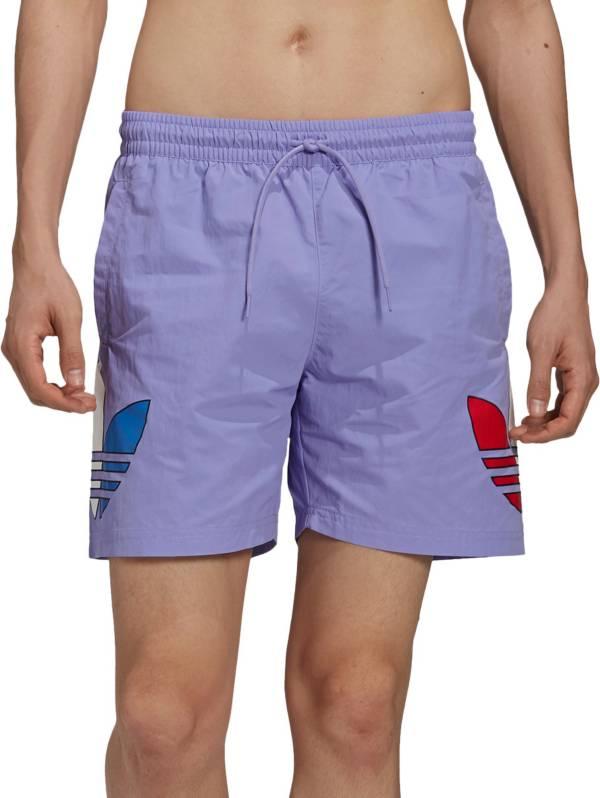 adidas Men's Tricolor Swim Trunks product image