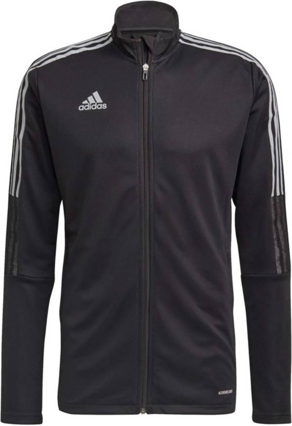 adidas Men's Tiro Reflective Wording Track Jacket product image