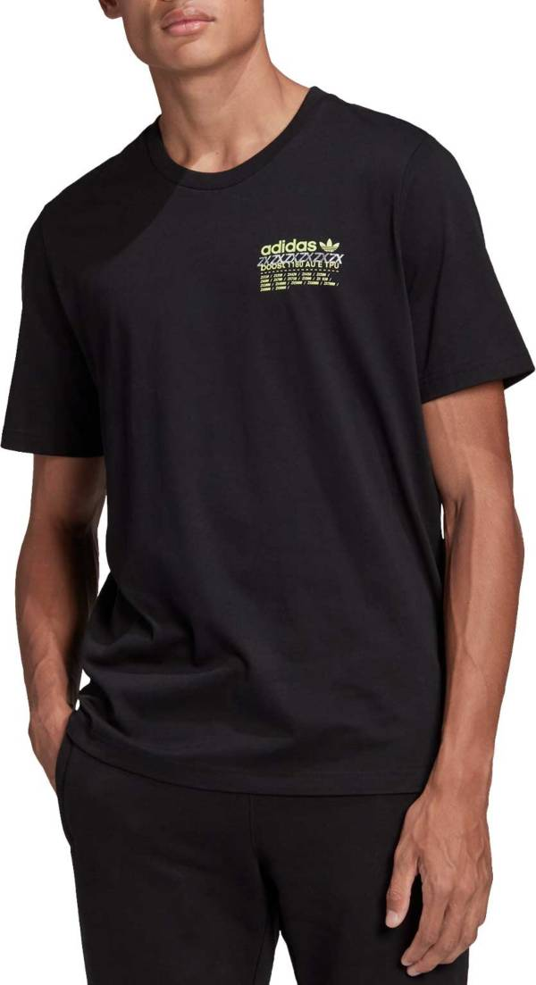 adidas Men's ZX Chest Print Short Sleeve T-Shirt product image
