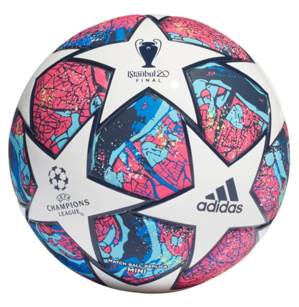 adidas UCL Finale Istanbul Mini Soccer Ball product image