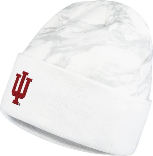 adidas Men's Indiana Hoosiers Postseason Cuff Knit Beanie product image