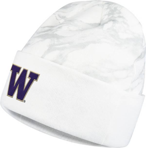 adidas Men's Washington Huskies Postseason Cuff Knit Beanie product image