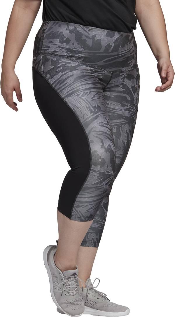 Adidas Women's U-4-U 7/8 Plus Size Tights product image