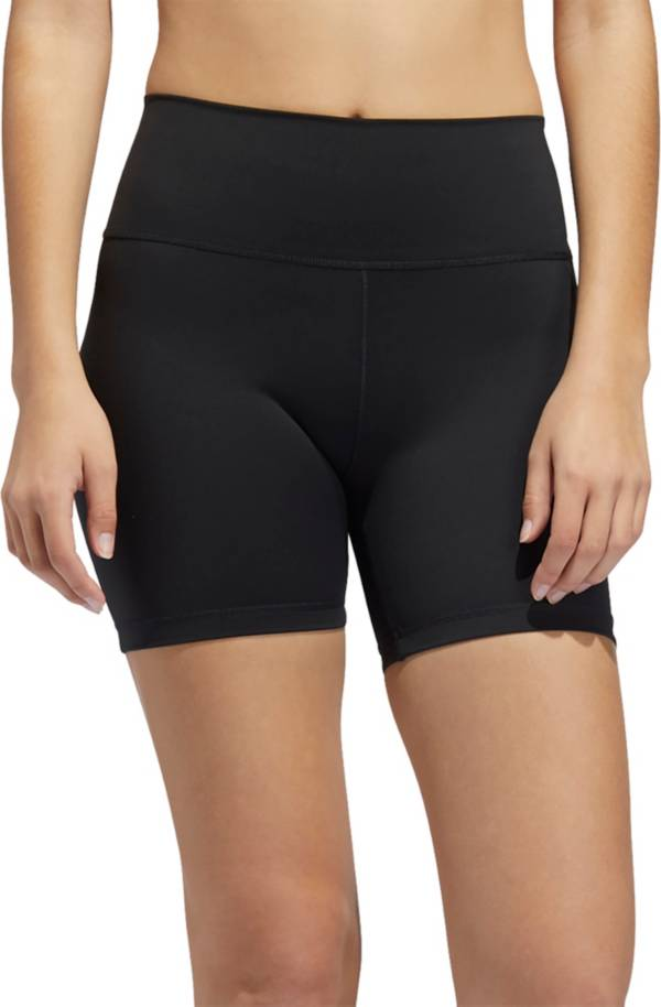 adidas Women's Believe This 2.0 Fitted Shorts product image