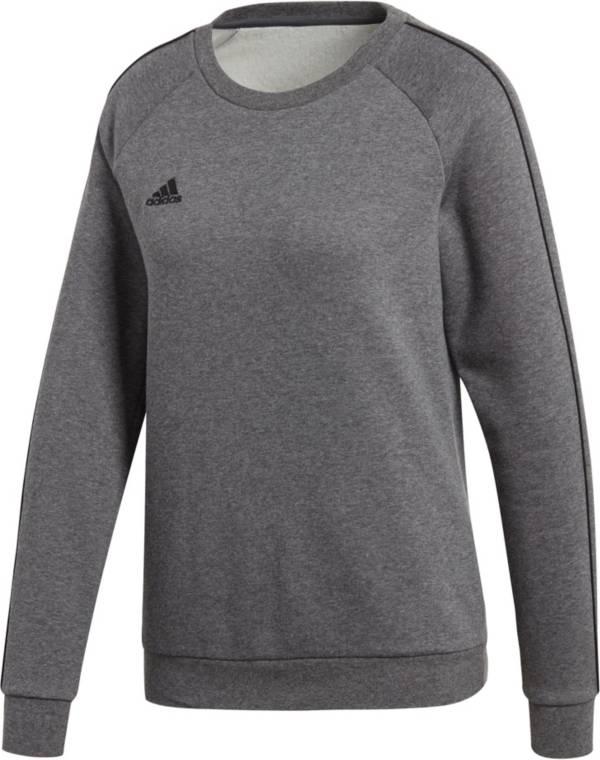 adidas Women's Core 18 Sweat Crewneck Sweatshirt product image