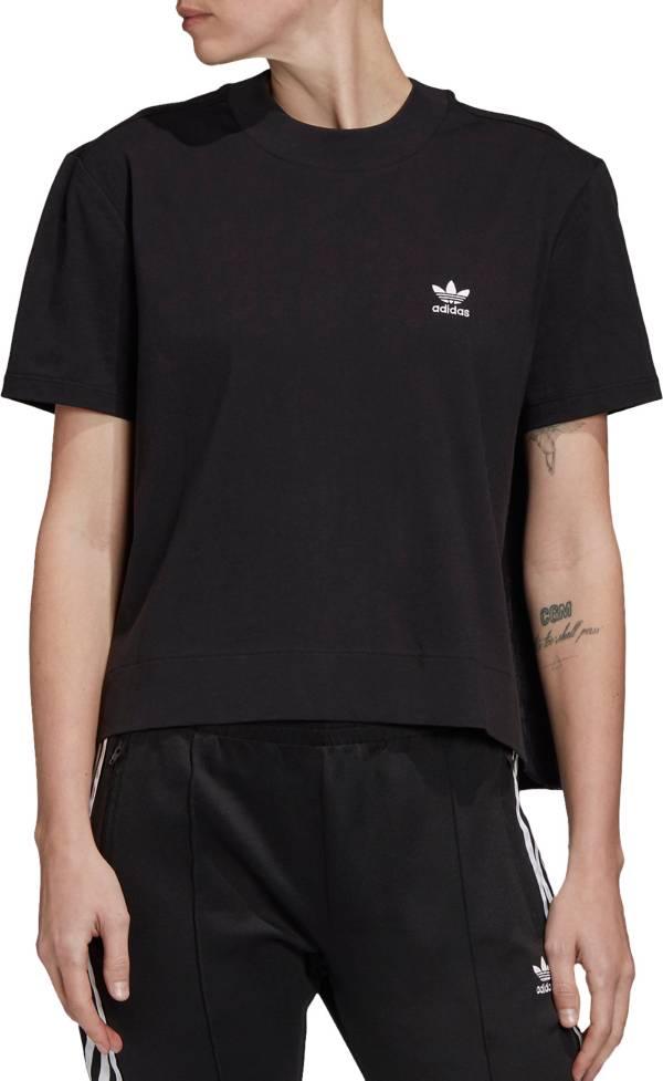 adidas Originals Women's Bellista Woven Back T-Shirt product image