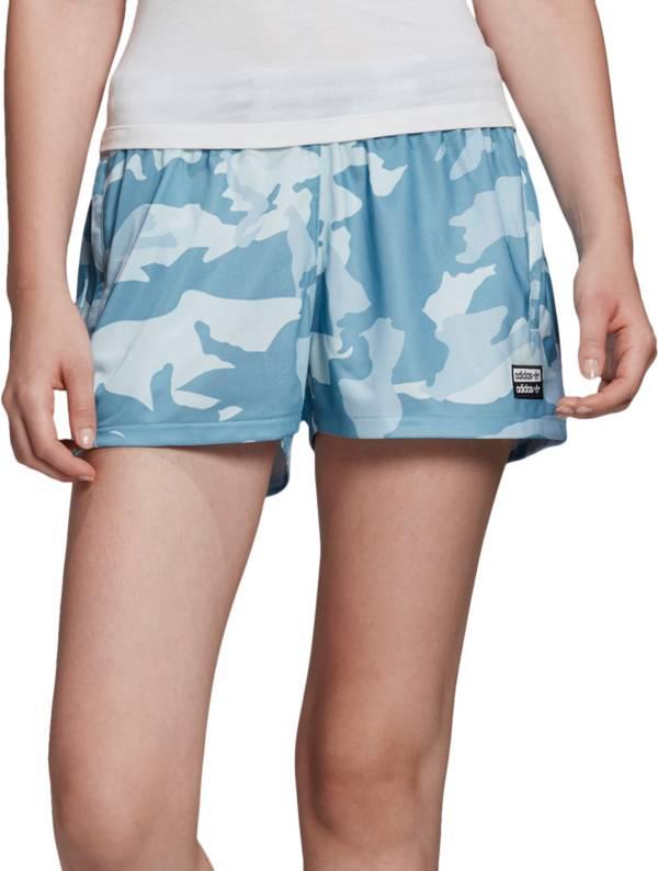 adidas Originals Women's Raise Your Voice Camo Shorts product image