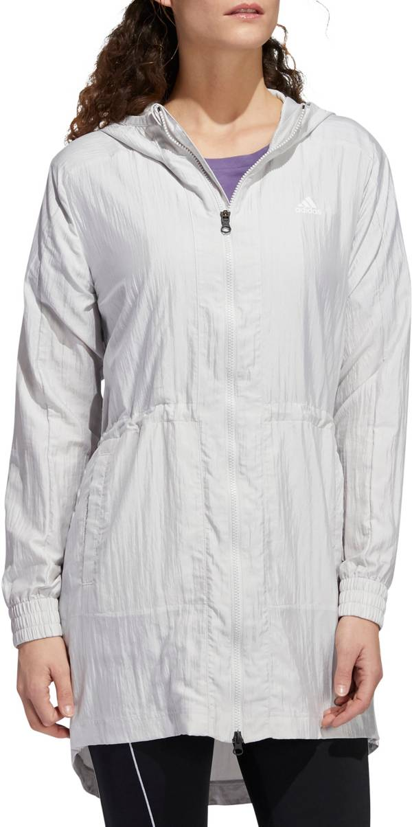 adidas Women's Long Woven Jacket product image