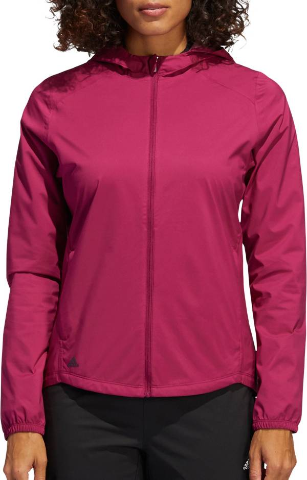 adidas Women's Provisional Full-Zip Golf Jacket product image