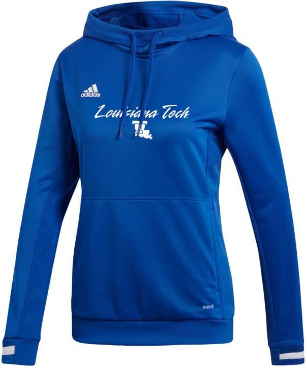 adidas Women's Louisiana Tech Bulldogs  Blue Hoodie product image