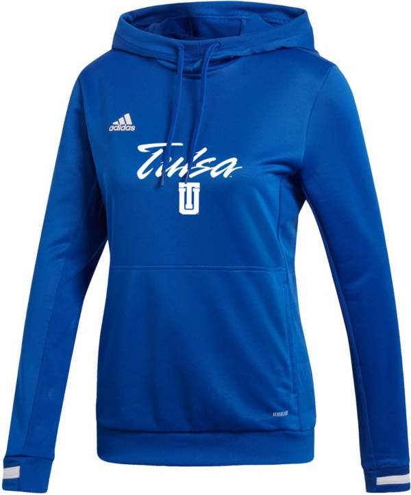 adidas Women's Tulsa Golden Hurricane  Royal Hoodie product image