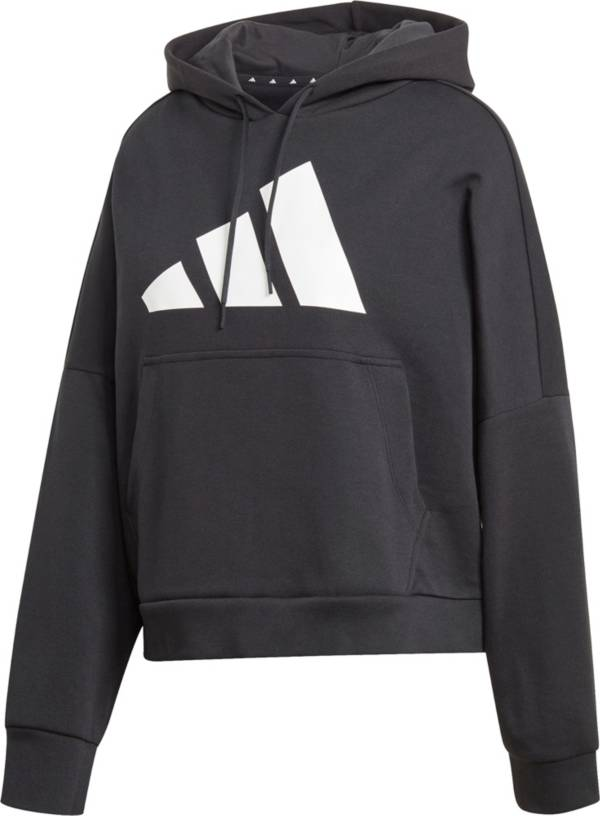 adidas Women's Back Zip Graphic Hoodie product image