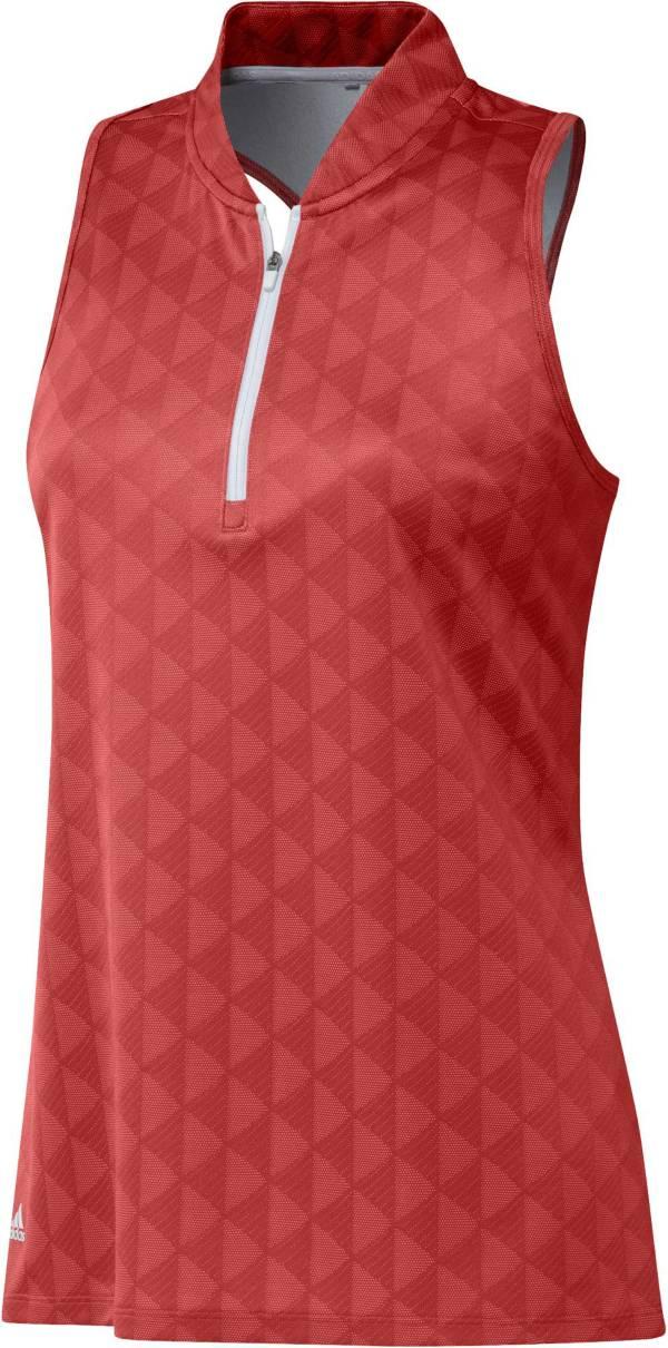 adidas Women's HEAT.RDY Racerback Polo Shirt product image