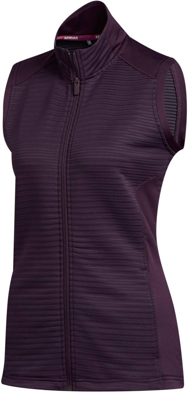 adidas Women's COLD.RDY Full-Zip Golf Vest product image