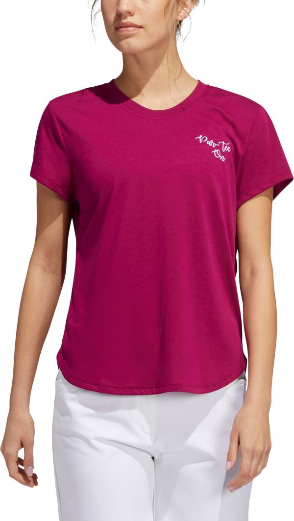 adidas Women's 'Partee On' Golf T-Shirt product image