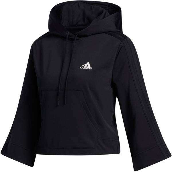 adidas Women's Tricot Crop Hoodie product image