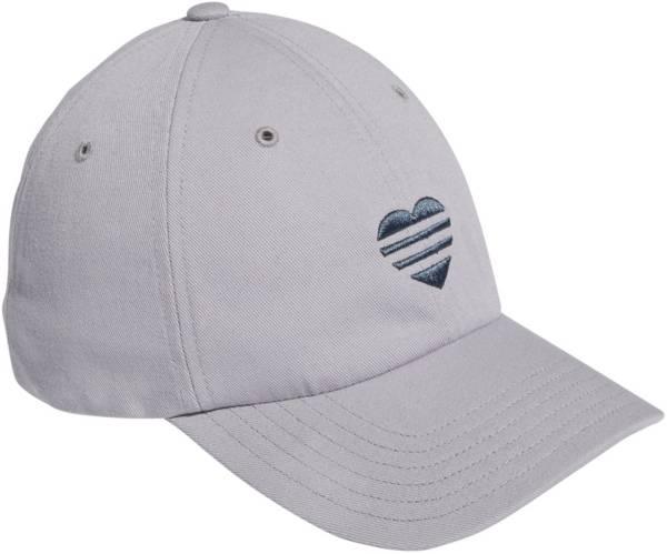 adidas Women's 2020 3-Stripe Heart Golf Hat product image