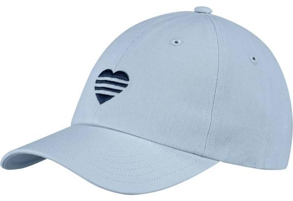 adidas Women's 2020 3 Stripe Heart Golf Hat product image