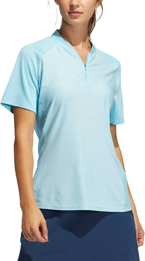 adidas Women's Colorblock Polo Shirt product image