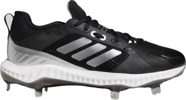 adidas Women's PureHustle Metal Fastpitch Softball Cleats product image