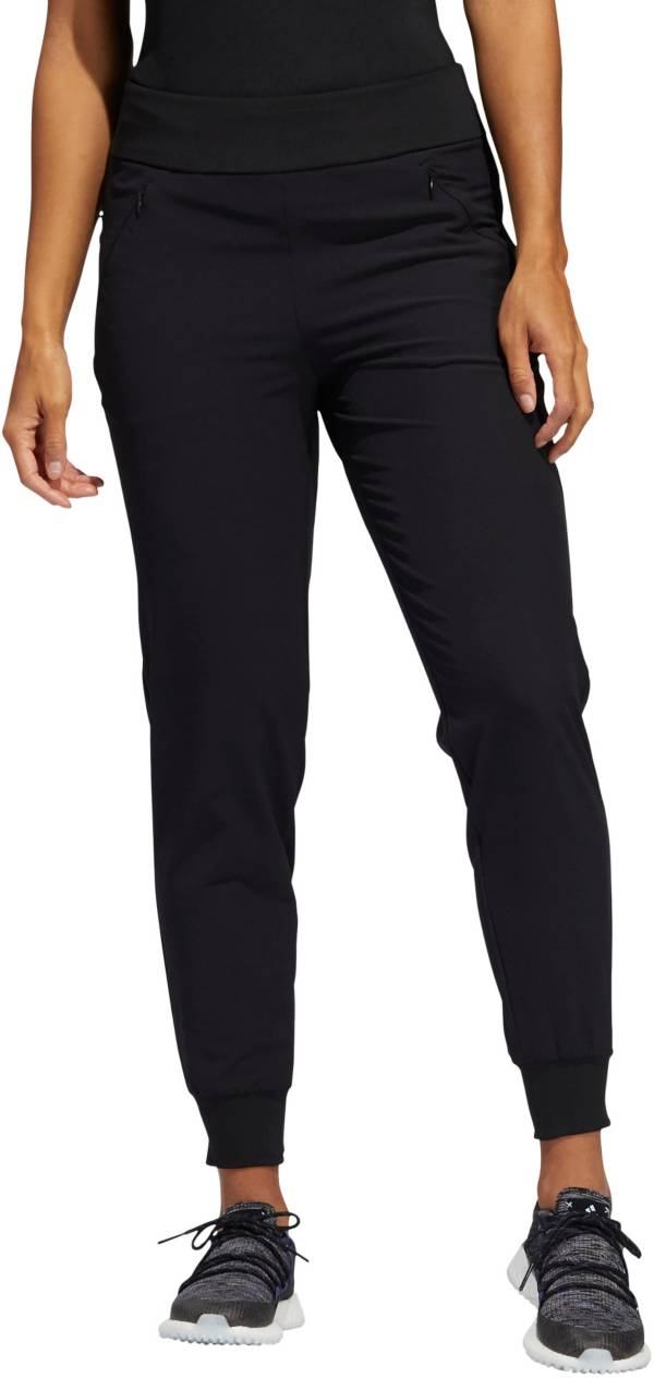adidas Women's Stretch Woven Golf Joggers product image