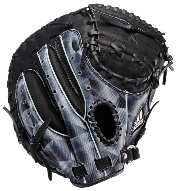 "adidas 31.5"" Youth Triple Stripe Catcher's Mitt product image"