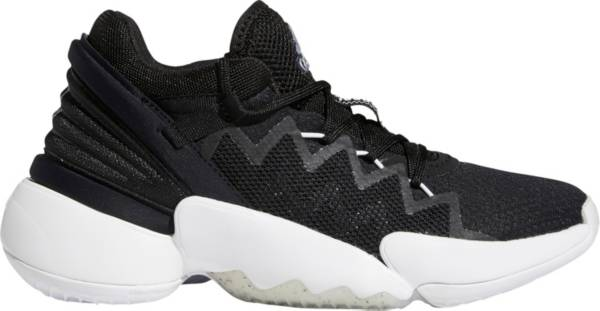 adidas Kids' Grade School D.O.N. Issue #2 Basketball Shoes product image