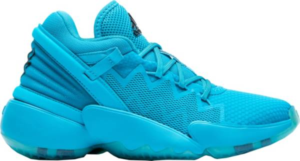 adidas Kids' Preschool D.O.N. Issue #2 Crayola Basketball Shoes product image
