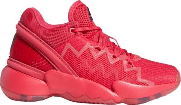 adidas Kids' Preschool D.O.N. Issue #2 Crayola Basketball Shoes product image